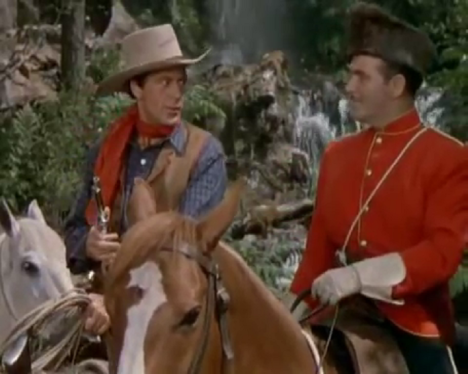 Policía Montada del Canadá Cecil B. DeMille 1940 (2)